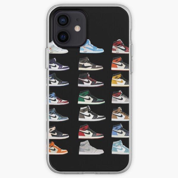 Iphone Case e Cover Jordan 1 Display iPhone Soft Case