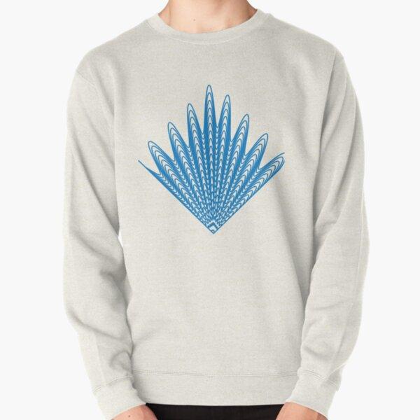 Pattern Pullover Sweatshirt