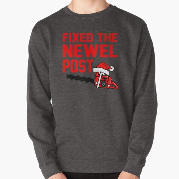 Mens Sh*tters Full Ugly Christmas Vacation Sweater Funny Griswold Movie T-shirt