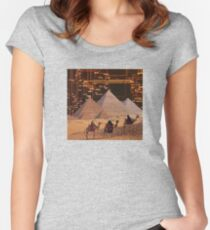 Ancient Technology Women's Fitted Scoop T-Shirt