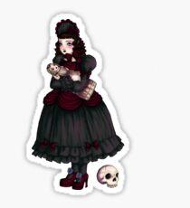 Gothic Lolita Dolls Sticker