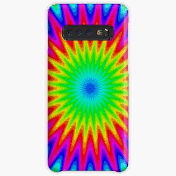 Trippy Decorative Pattern Samsung Galaxy Snap Case