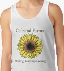 Sunflower - Heal Learn Grow Tank Top