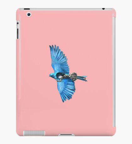 The Blue Bird iPad Case/Skin