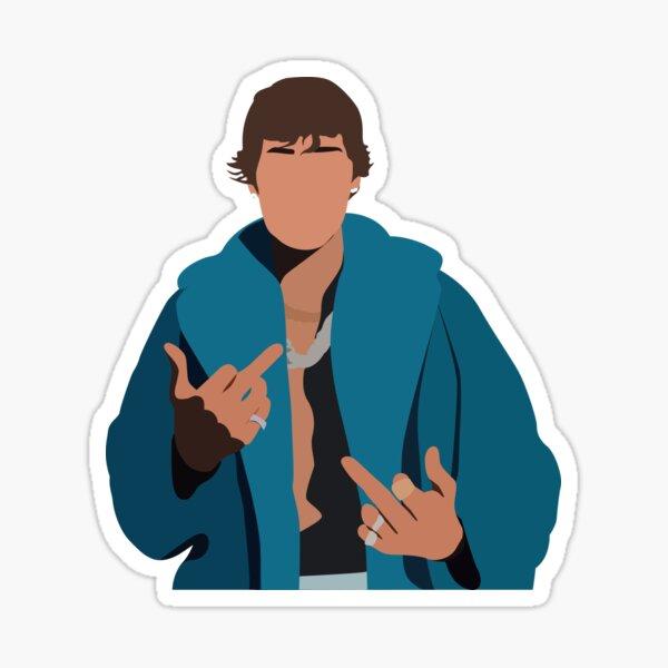 JB Popstar Sticker