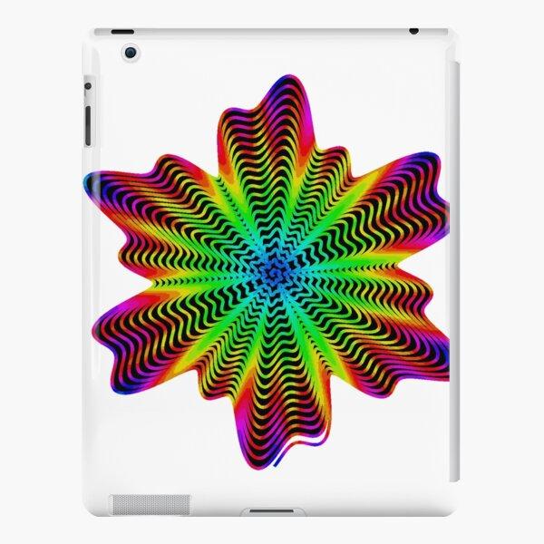 Trippy Decorative Pattern iPad Snap Case