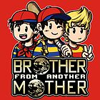 Another MOTHER Trio (Ness, Ninten & Lucas) by Martin Wright