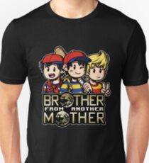 Another MOTHER Trio -alt- (Ness, Ninten & Lucas) T-Shirt