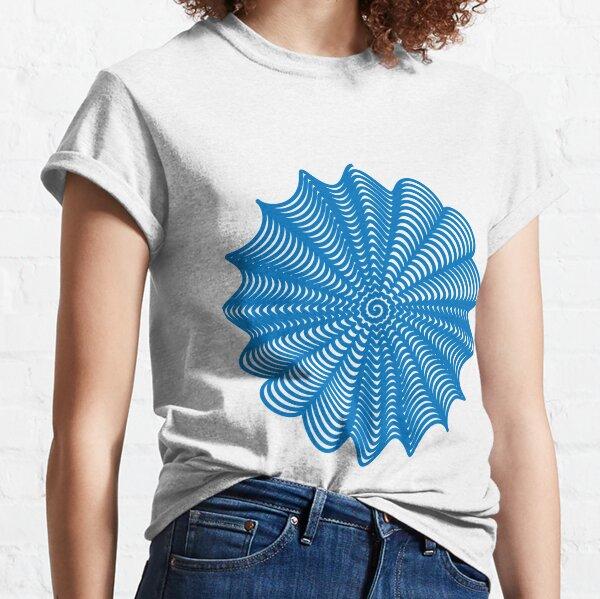 Trippy Decorative Pattern Classic T-Shirt