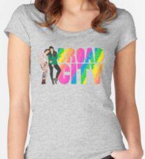 Abbi & Ilana Women's Fitted Scoop T-Shirt
