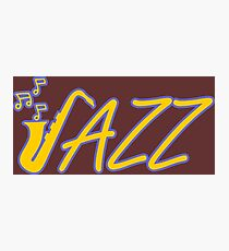 Jazz Photographic Print