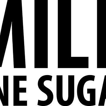 Milk, one sugar. by lashy1089