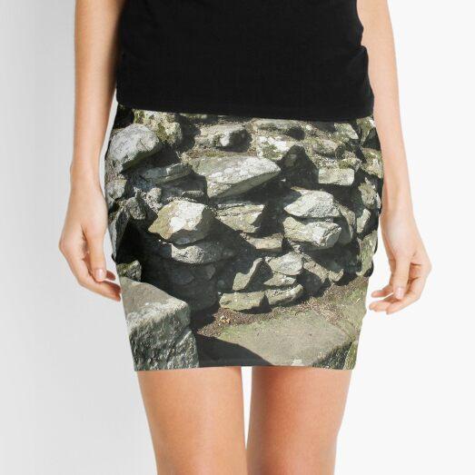 M.I. #111  ☼  Rocks And Bricks - Shot 13 (Hadrian's Wall) Mini Skirt