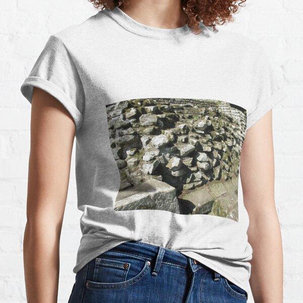 M.I. #111 |☼| Rocks And Bricks - Shot 13 (Hadrian's Wall) Classic T-Shirt