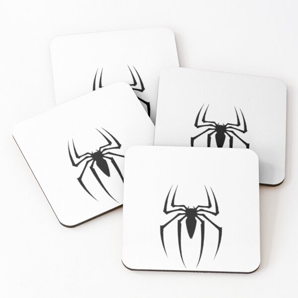 Spider-style 2021 Coasters (Set of 4)
