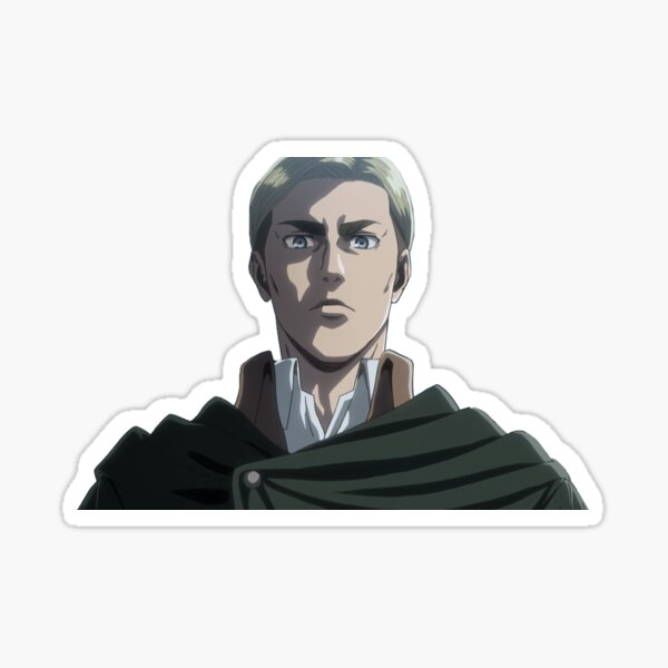 Erwin Smith (Attaque sur Titan) Sticker