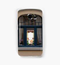 Looking through the window Samsung Galaxy Case/Skin