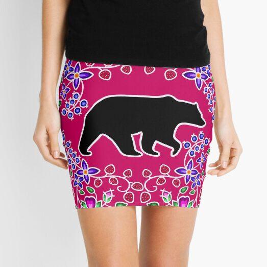 Mukwa Mini Skirt