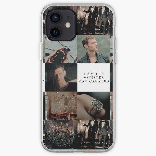 Klaus Mikaelson - Los originales Funda blanda para iPhone
