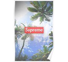 Supreme Palms Poster