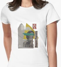 Pompous Pageantry by Allan Bjornaa Womens Fitted T-Shirt