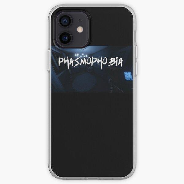 Phasmophobie iPhone Flexible Hülle