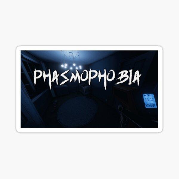 Phasmophobie Sticker