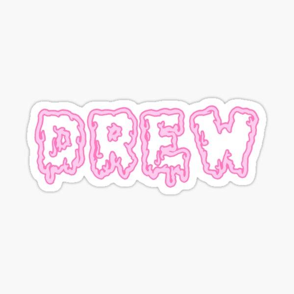 DREW HOUSE SLIME Sticker