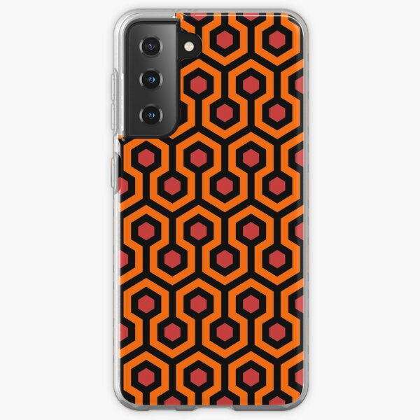 Overlook Hotel Carpet Pattern from The Shining Samsung Galaxy Soft Case