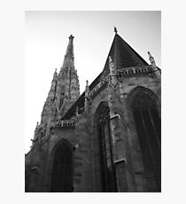 Austria - Vienna Saint Stephens Cathedral  Photographic Print