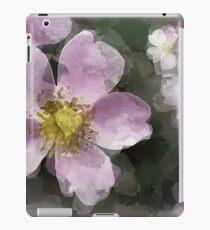Wild Rose iPad Case/Skin