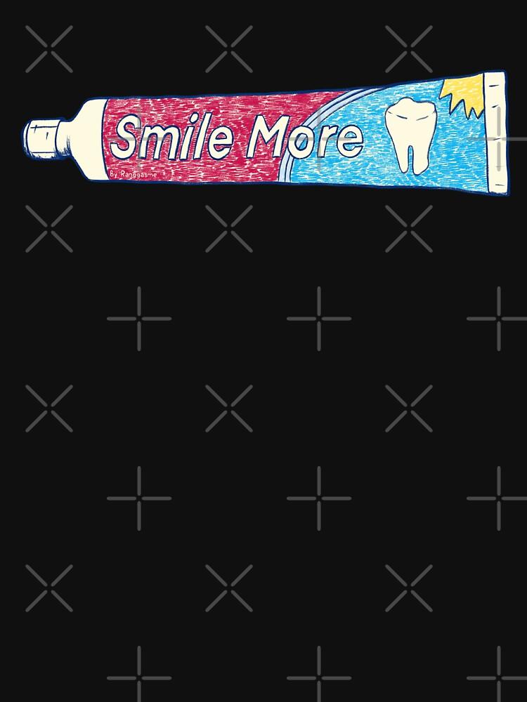 Smile More by Ranggasme