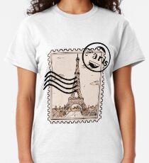 Timbre de Paris T-shirt classique