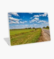 Minnesota Fields Laptop Skin