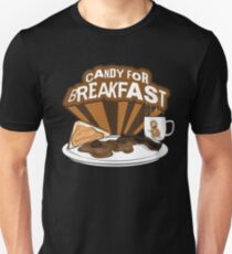 Candy For Breakfast Unisex T-Shirt