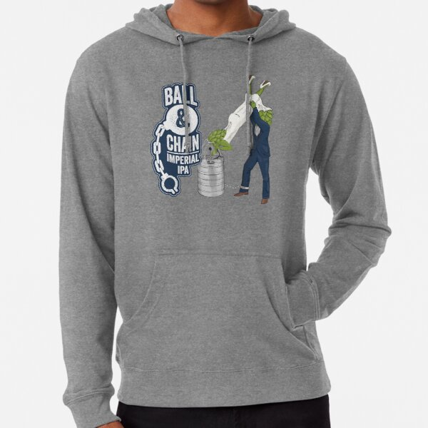 Ball & Chain Imperial IPA Lightweight Hoodie