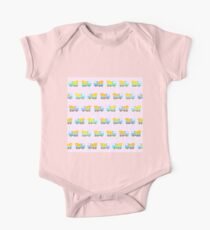 Toy truck pattern One Piece - Short Sleeve