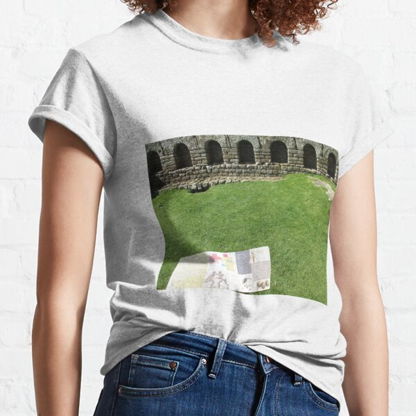 M.I. #112 |☼| The Changing Hall - Shot 1 (Hadrian's Wall) Classic T-Shirt