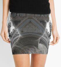 Architecture Portrait Mini Skirt