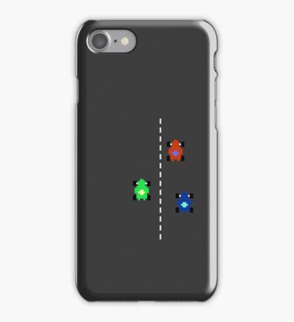 C64 Le Mans iPhone Case/Skin