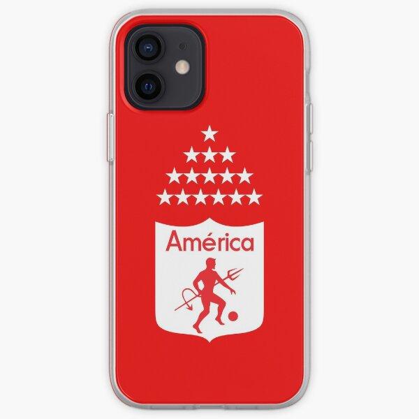 America de cali campeòn del campeonato colombiano 2020!!!!!!  iPhone Soft Case