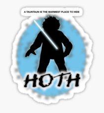 Hoth Sticker