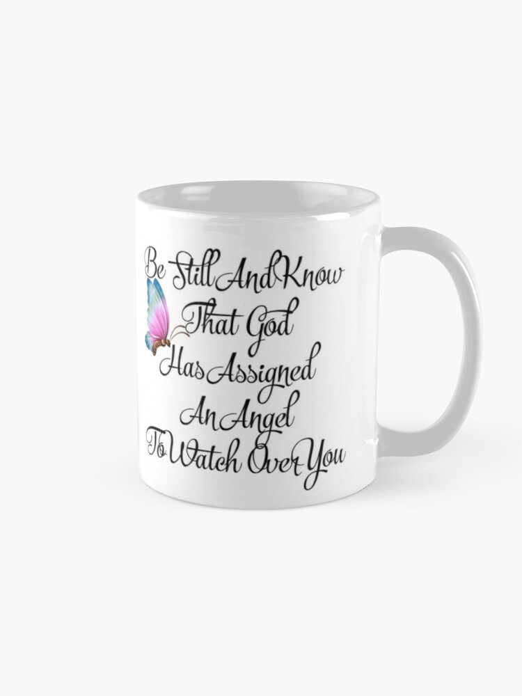 Alternate view of Angel Is Watching Over You Mug