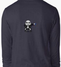 Undertale Shiz Long Sleeve T-Shirt