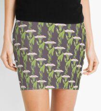 Ipomoea Nil II Mini Skirt