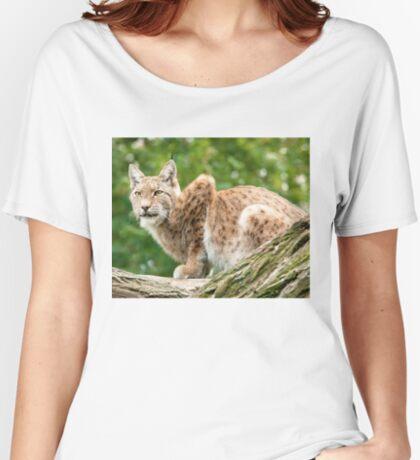 Lynx Women's Relaxed Fit T-Shirt