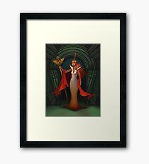 Glinda Framed Print