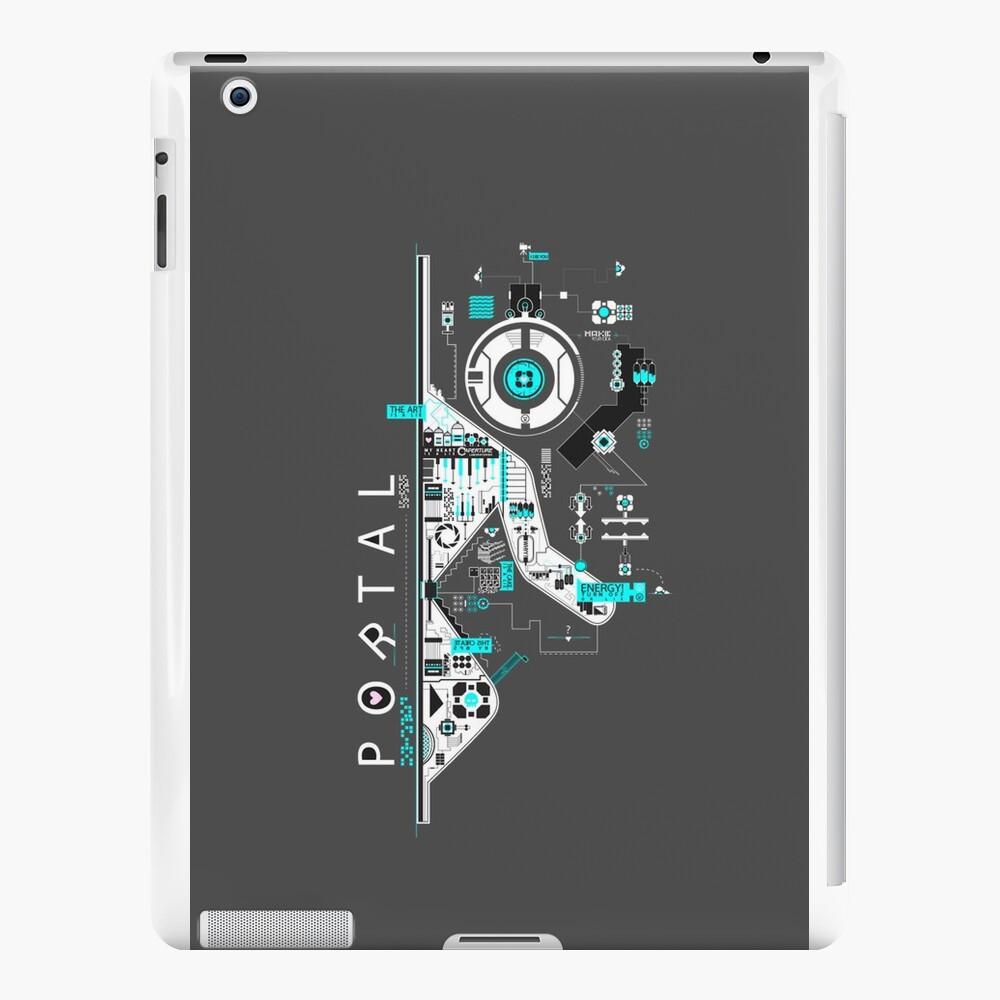 Portal Liebe iPad-Hüllen & Klebefolien
