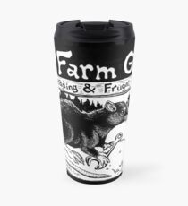 Rat Farm Guide: Support Our Efforts & Fund the Farm  Travel Mug
