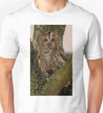 Tawny Owl Unisex T-Shirt